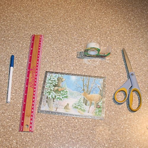 Make Greeting Card Boxes with This Step-by-Step Guide: Gathering The Supplies
