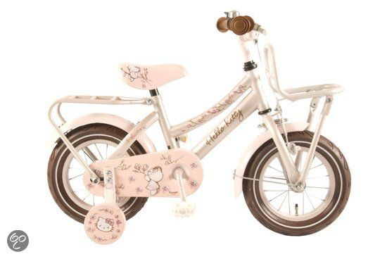 Hello Kitty Romantic Fiets - 12 inch