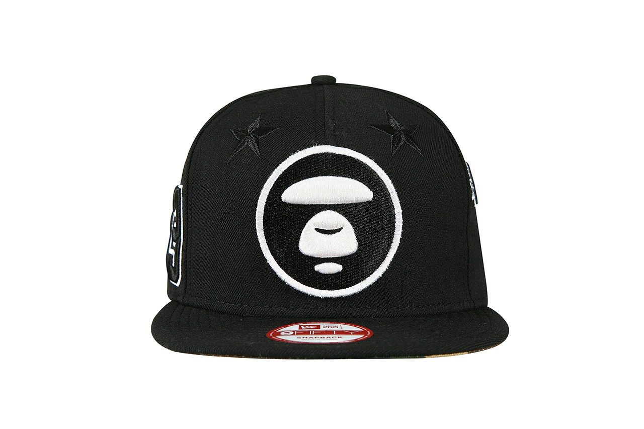 Aape By A Bathing Ape X New Era Seoul Limited Edition Cap A