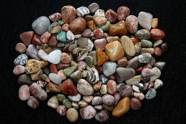 Lake Michigan Rocks After Tumbling Lake Michigan Minerals And Gemstones Michigan
