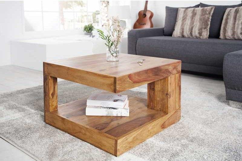 Table Basse 60 Cm En Bois Massif Decoration Interieure Design France Belgique Bonplan Livraisongratuit Table Basse Table De Salon Table Basse Bois