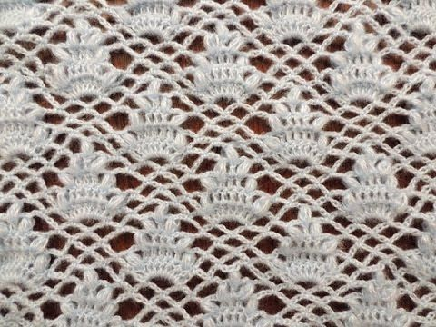 Crochet: Punto Calado # 26 - YouTube | crochet | Pinterest | Youtube ...
