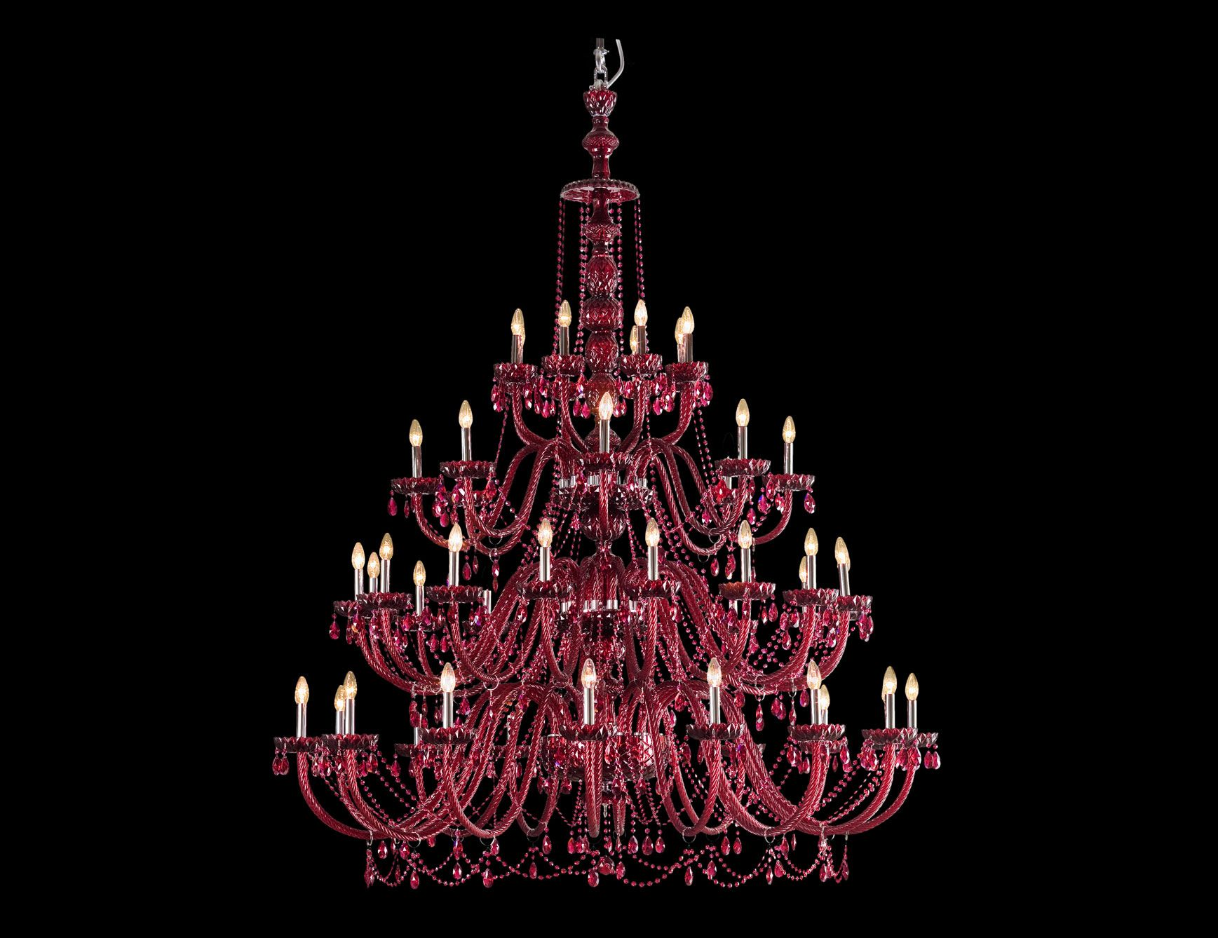 Swarovski crystal chandelier homechandelier pinterest