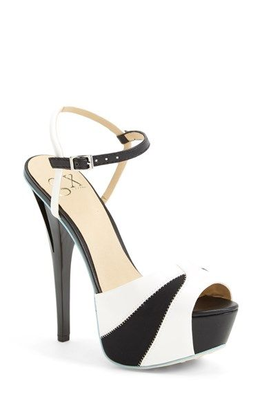 5287eee806b gx by GWEN STEFANI  Aura  Platform Sandal (Women) available at  Nordstrom