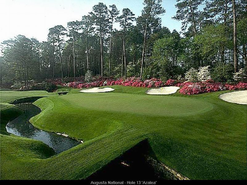 Augusta National Wallpaper 12th Hole Golf courses