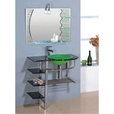 30 Single Bathroom Vanity Set My Home Designs Single Sink