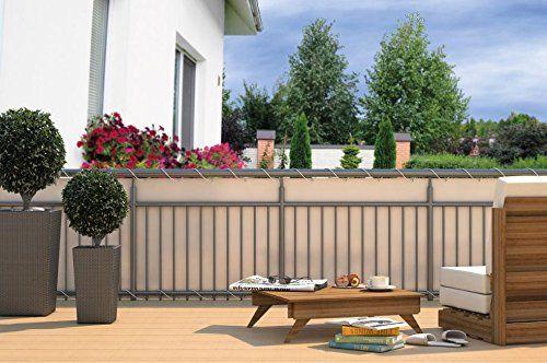 vidaXL Raumteiler Bambus 180x180cm Trennwand Garten Balkon