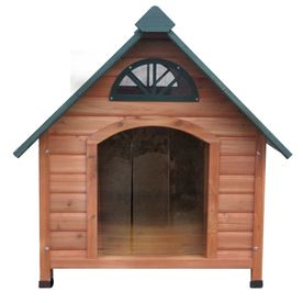Spotty X Large Cedar Dog House Miscellaneous Dog House Plans