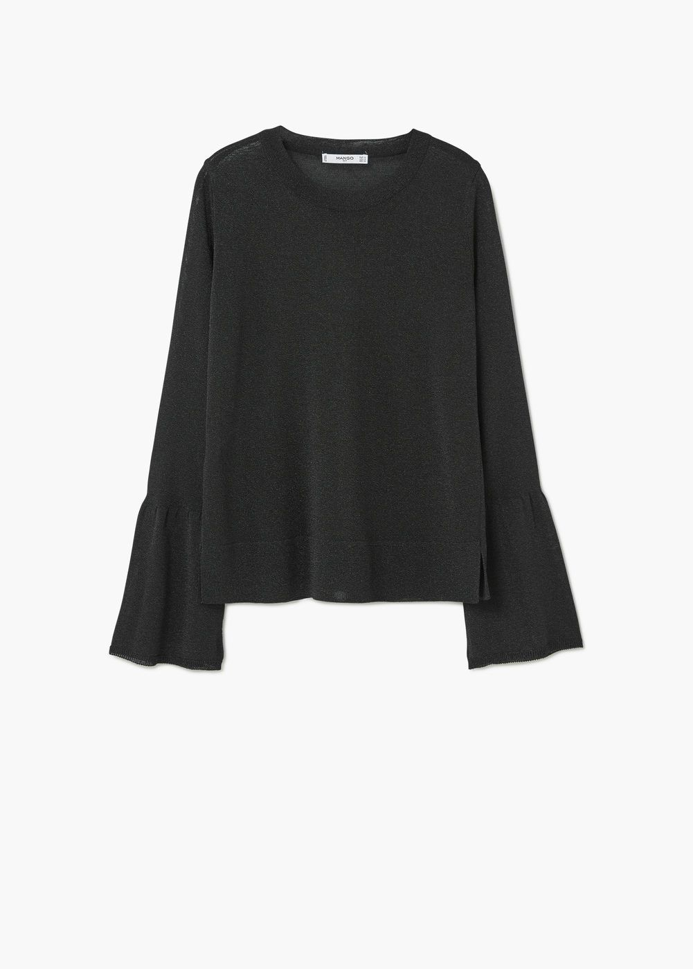 Flared sleeves sweater - Cardigans and sweaters for Woman | MANGO USA