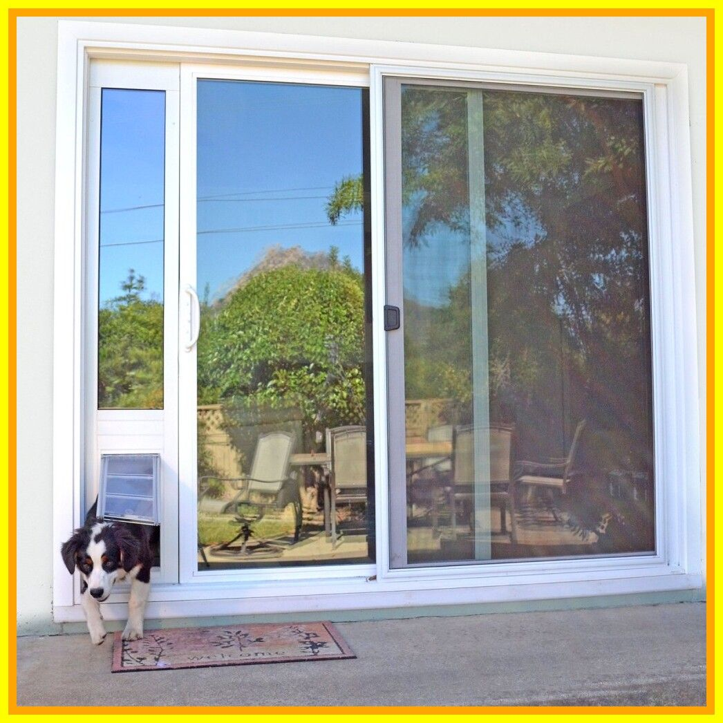 120 Reference Of Sliding Glass Patio Pet Door In 2020 Pet Patio Door Glass Doors Patio Sliding Glass Doors Patio