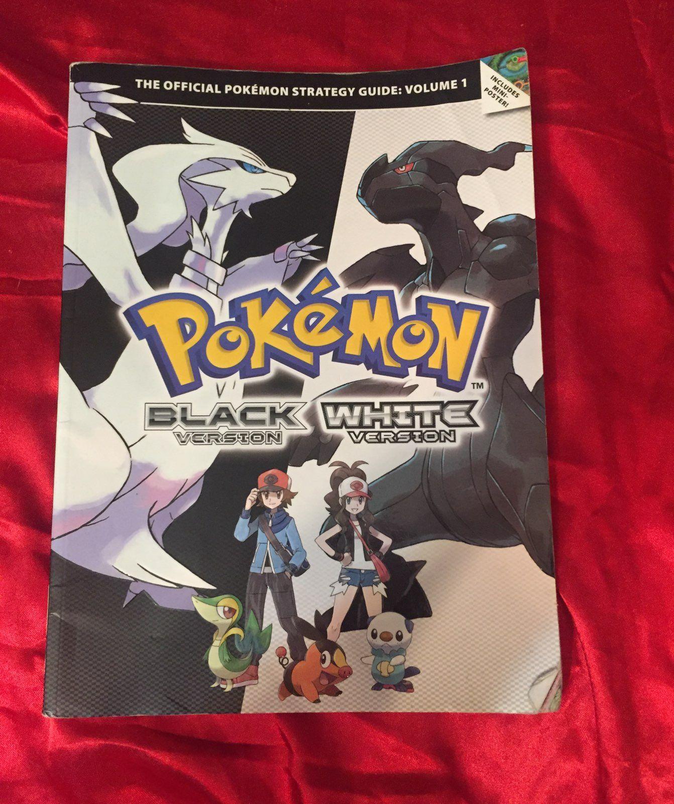 Pokemon Black & White Version Guide Mercari BUY & SELL