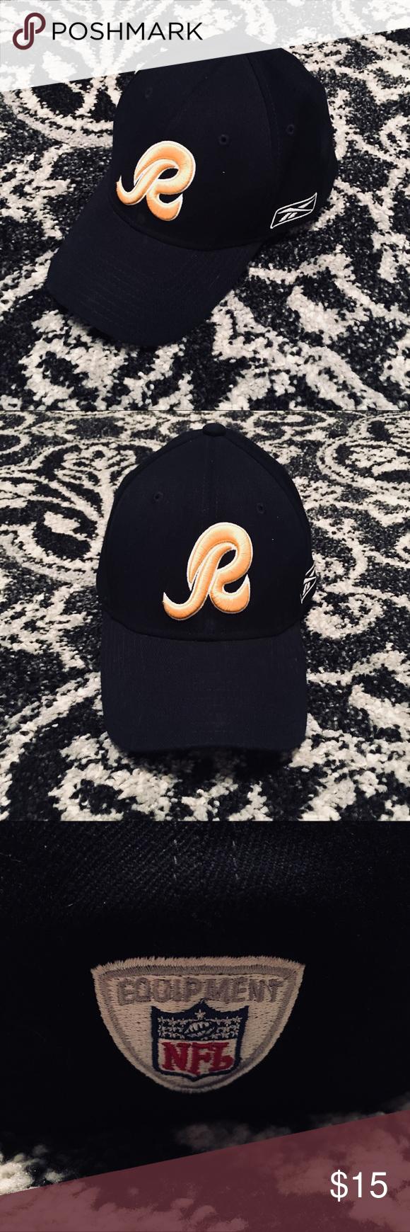 "2d009c6c Ladies Washington REDSKINS ""R"" baseball hat cap 🏈 The ladies ..."