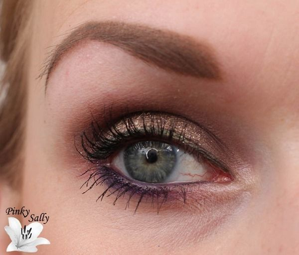 Quick and simple Colour Pop EOTD | Pinky Sally