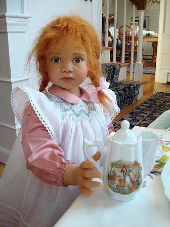 Авторские куклы от Анжелы Суттер (Angela Sutter) - Бэйбики ...