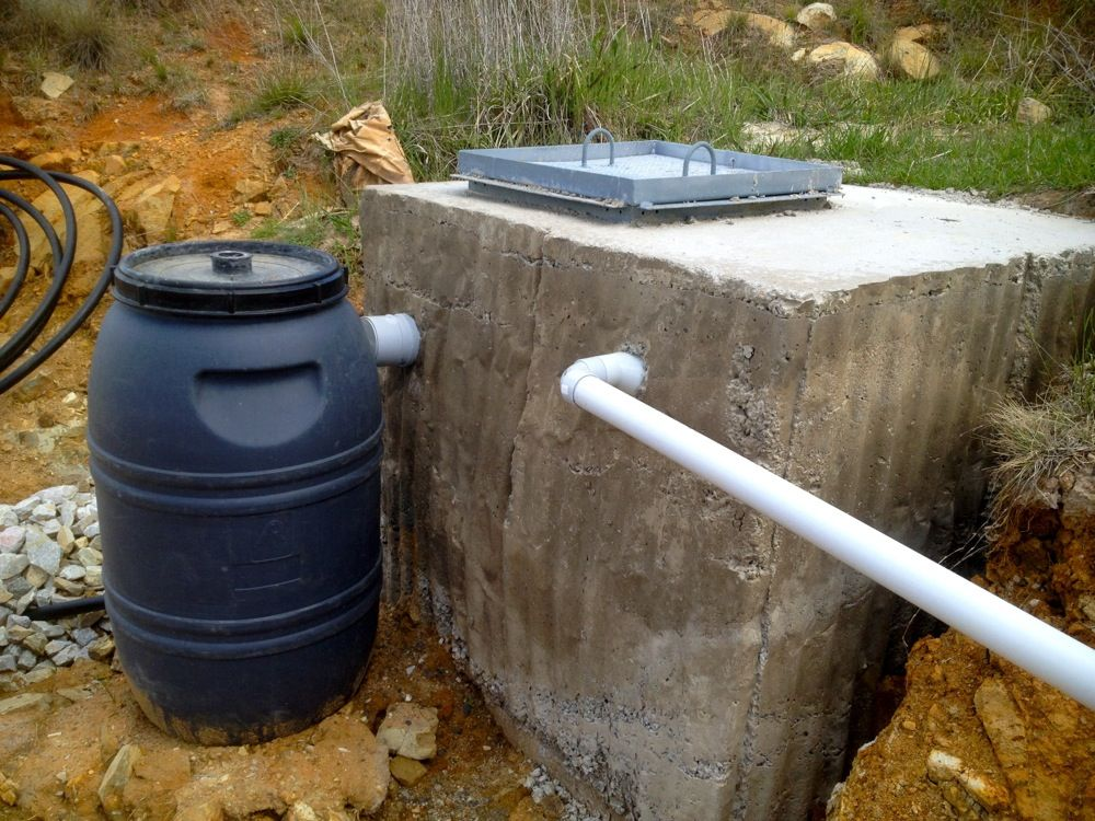 Building A Biological Diy Grey Water System With No Reed Beds