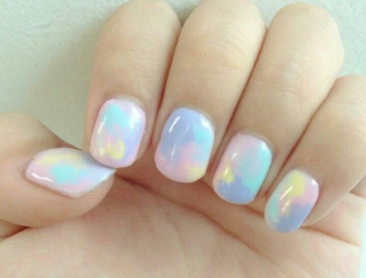 How do i do this?? | nail art | Pinterest | Nail polish art
