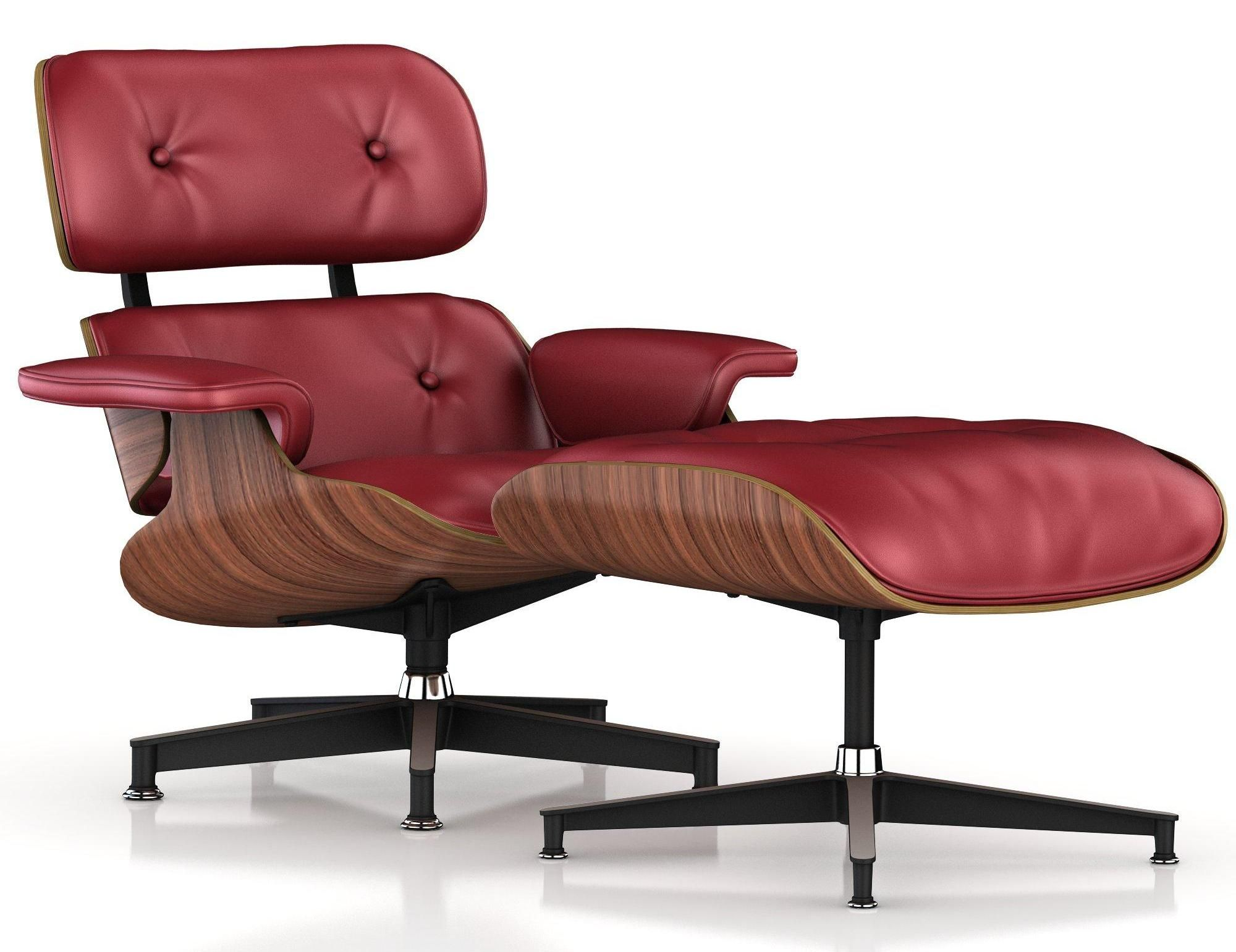 red eames lounge chair Google Search Eames lounge