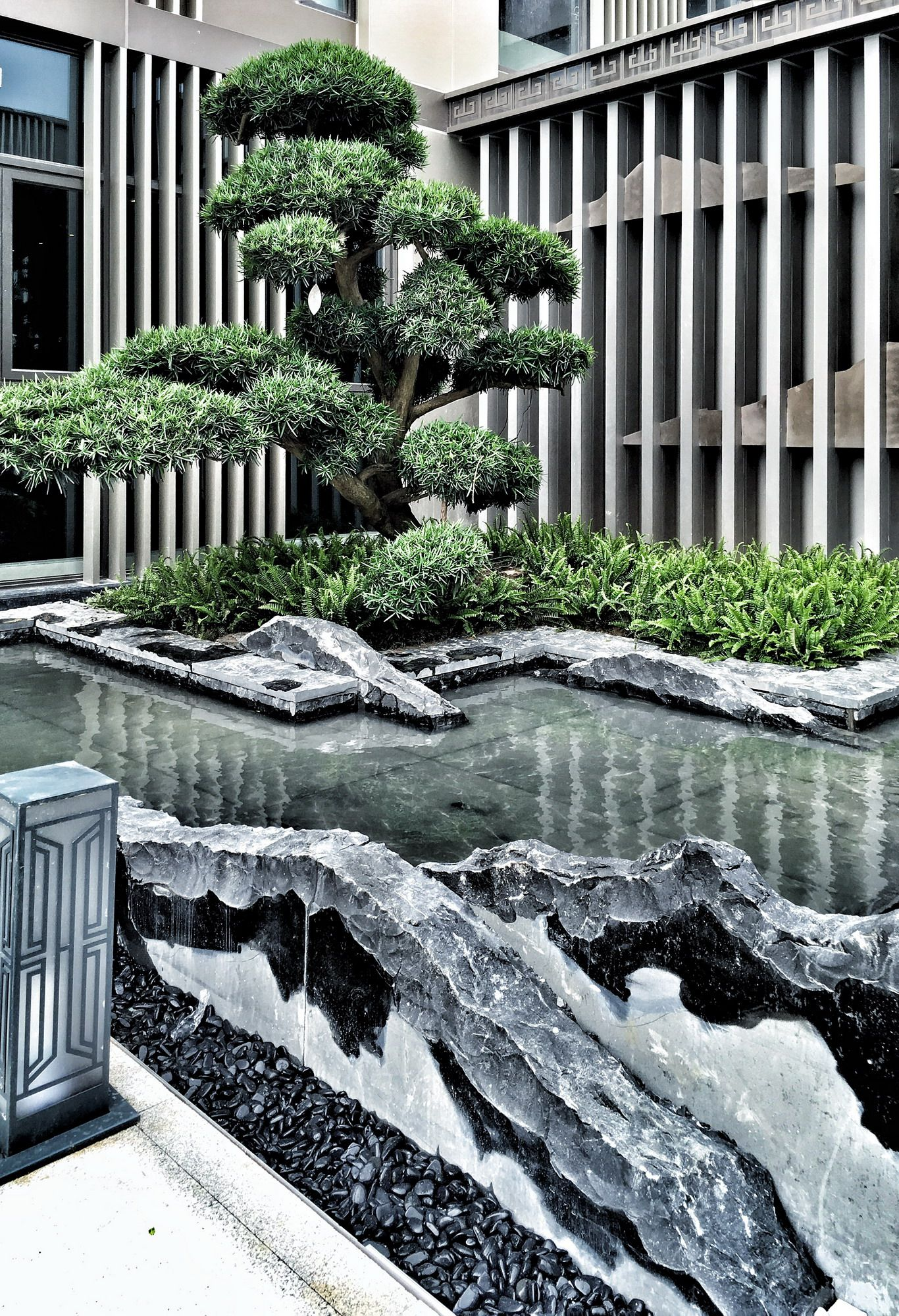 Pin by Ivy on New Chinese style Zen rock garden