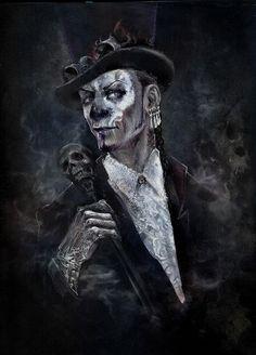 Images Of A Baron Samedi Google Search Vudu Arte