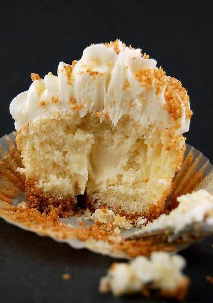 Peabody's Key Lime Pie Cupcakes