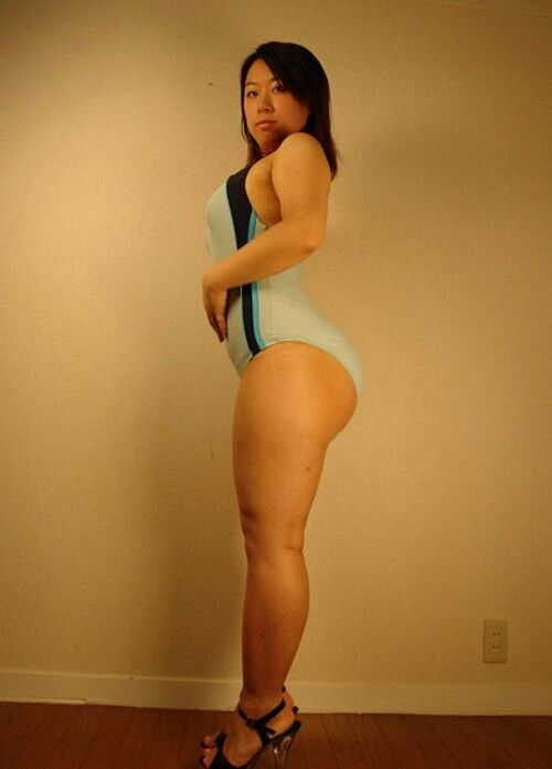 girl with big booties Asian