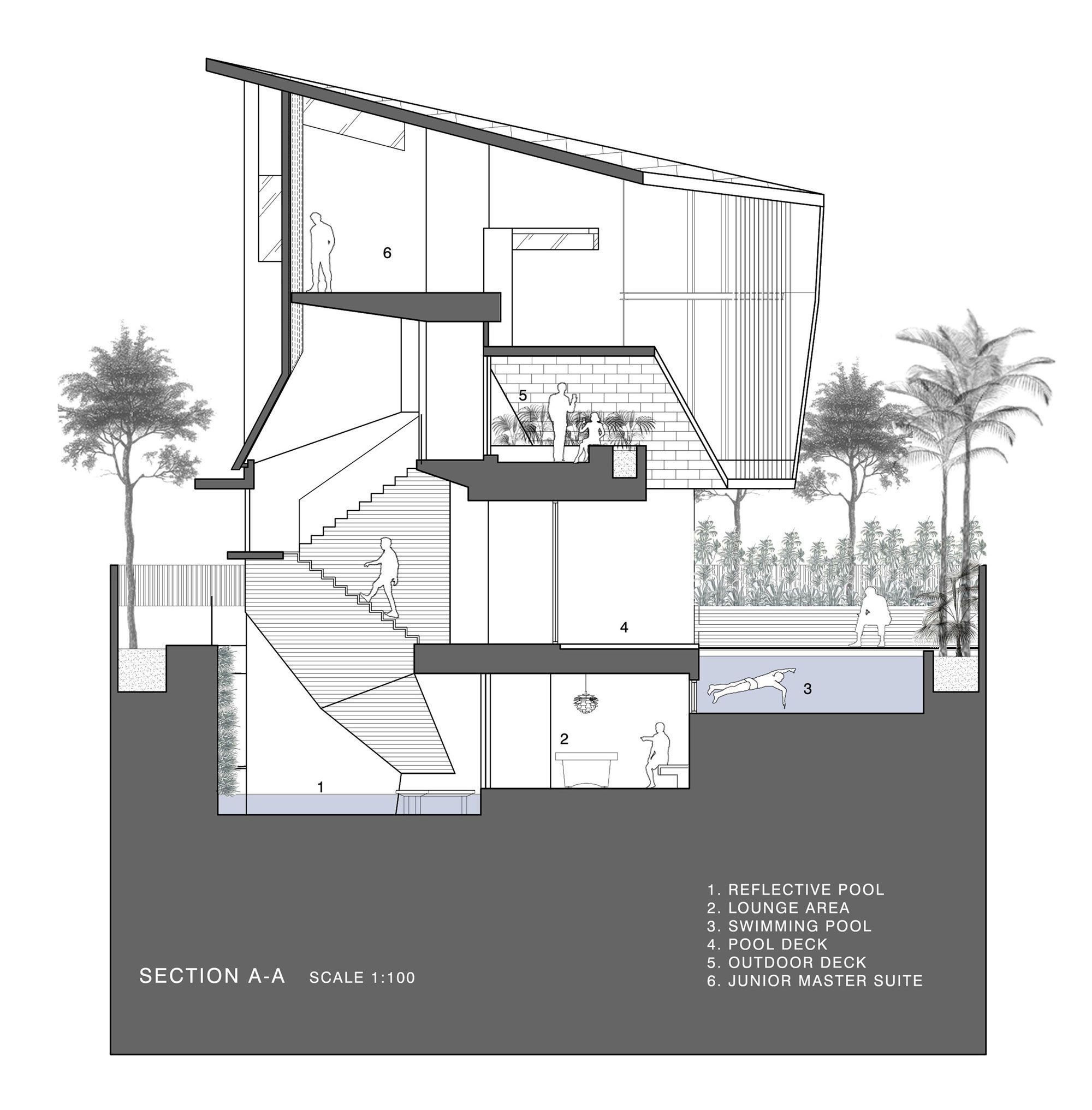 Origami House By Formwerkz Architects | Origami, Architects And Architecture