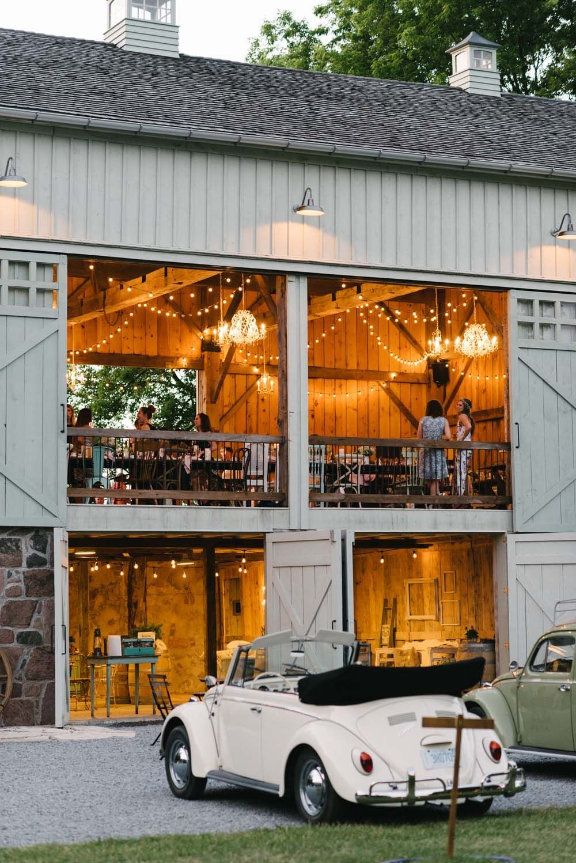 A Rustic-Chic Farm Wedding | Weddingbells