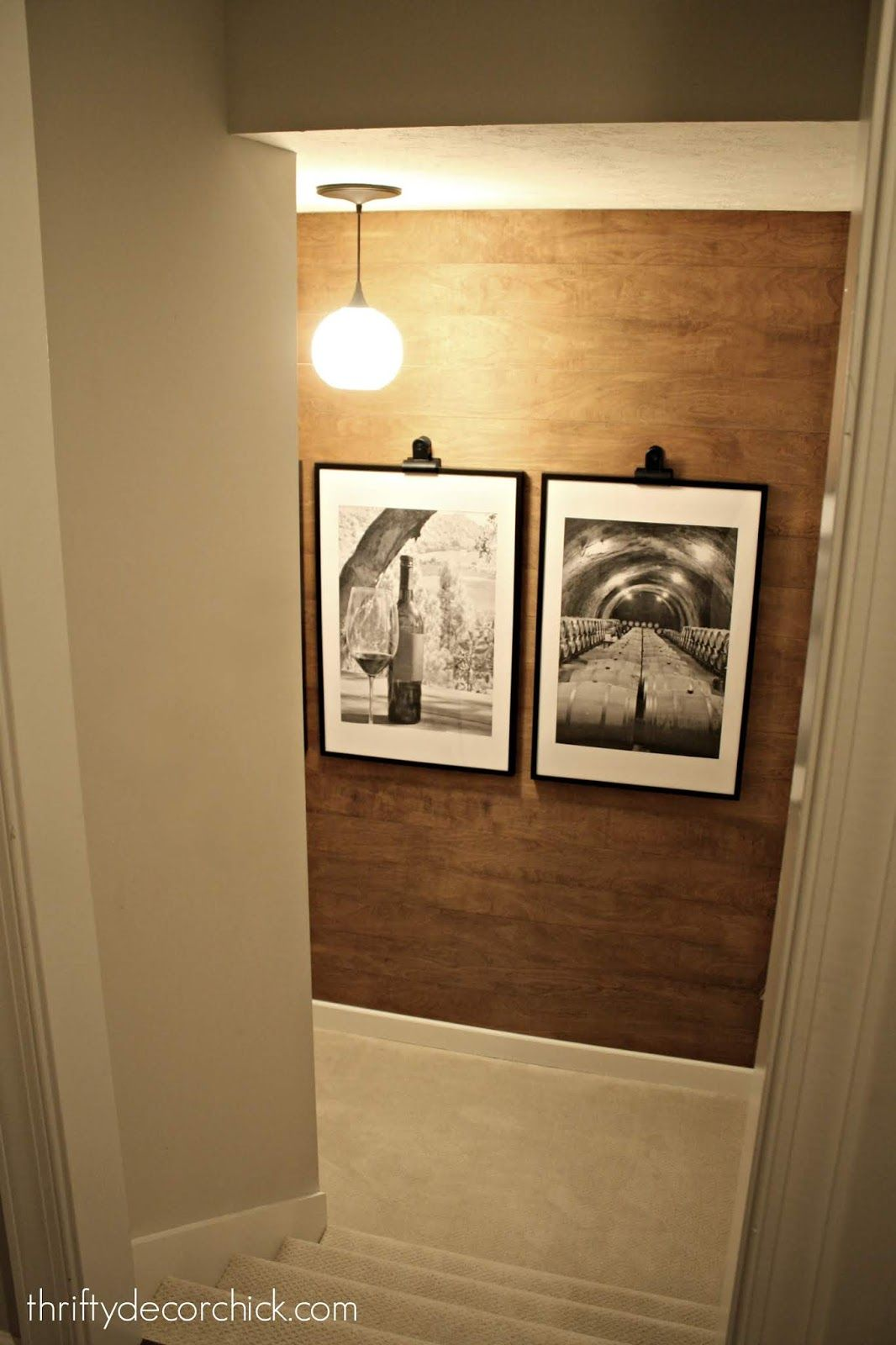 The pottery barn look for way less art pinterest wood accents