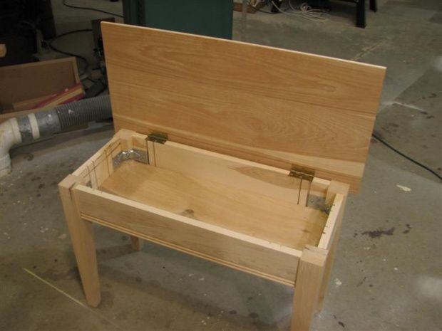 Piano Bench Piano Bench Stool Woodworking Plans Woodworking Bench