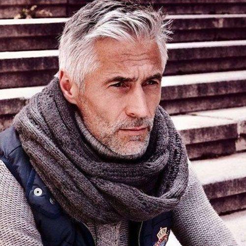 Best Hairstyles For Older Men Older Mens Hairstyles