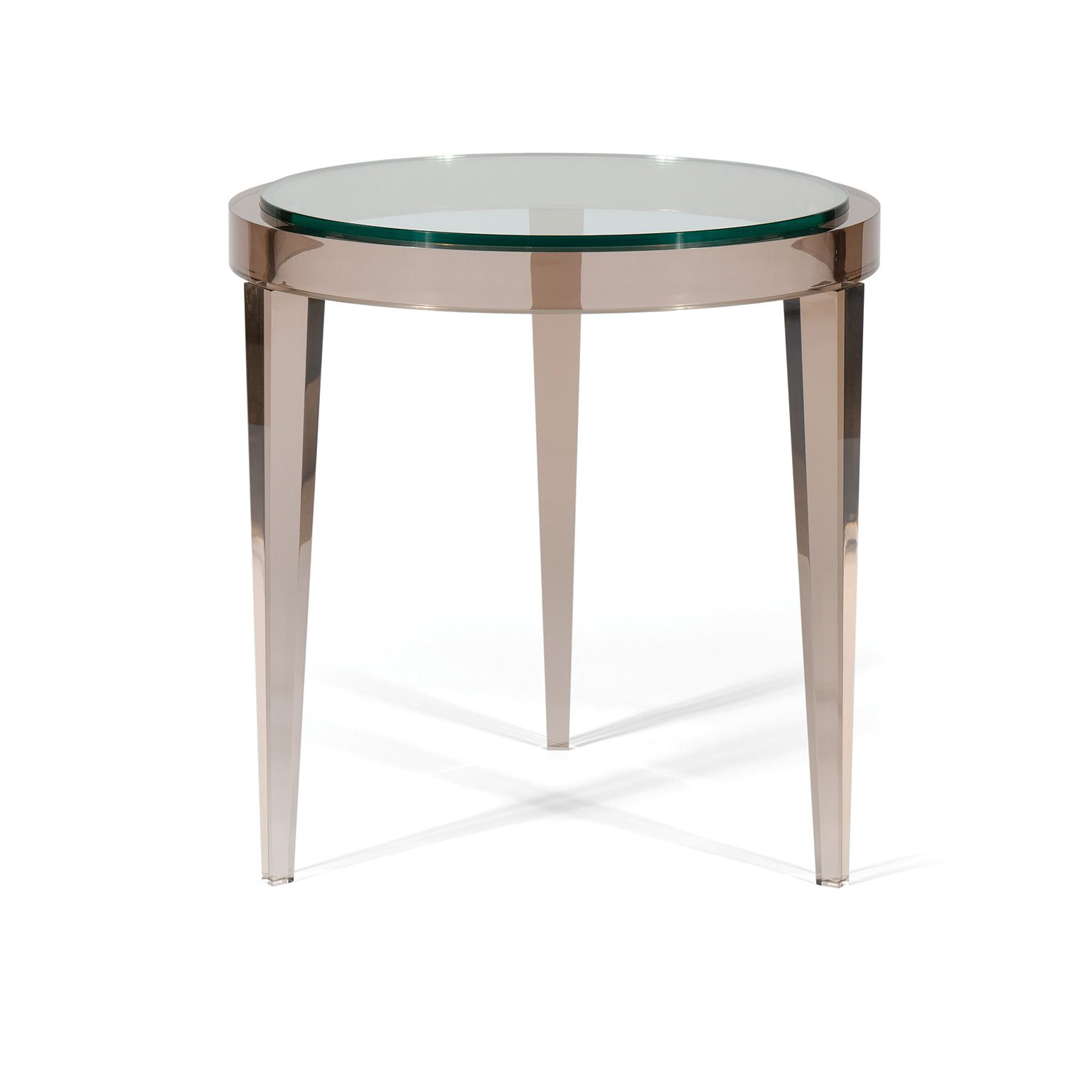 Allan Knightbronze Acrylic - End And Occasional Tables - South