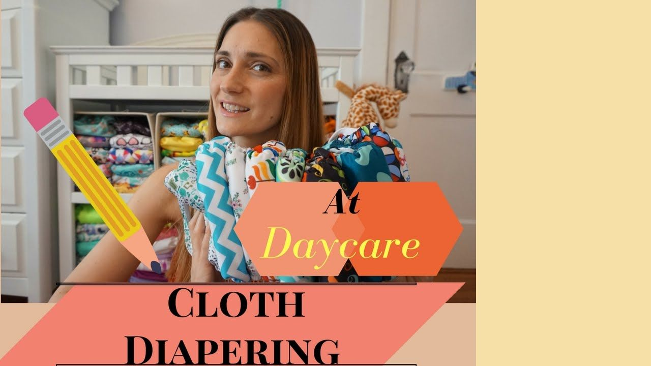 Cloth Diapering At Daycare {Our Experience and Tips} #clothdiapering #clothdiapers #pocketdiapers #daycare