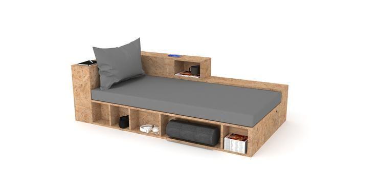 Sofa Selber Bauen Mit Diesem Bauplan Dieses Sofa Ist Ein Kombinationswunder Sowohl Als Eckkombination Als Schlafmoglich Sofa Selber Bauen Selber Bauen Sofa