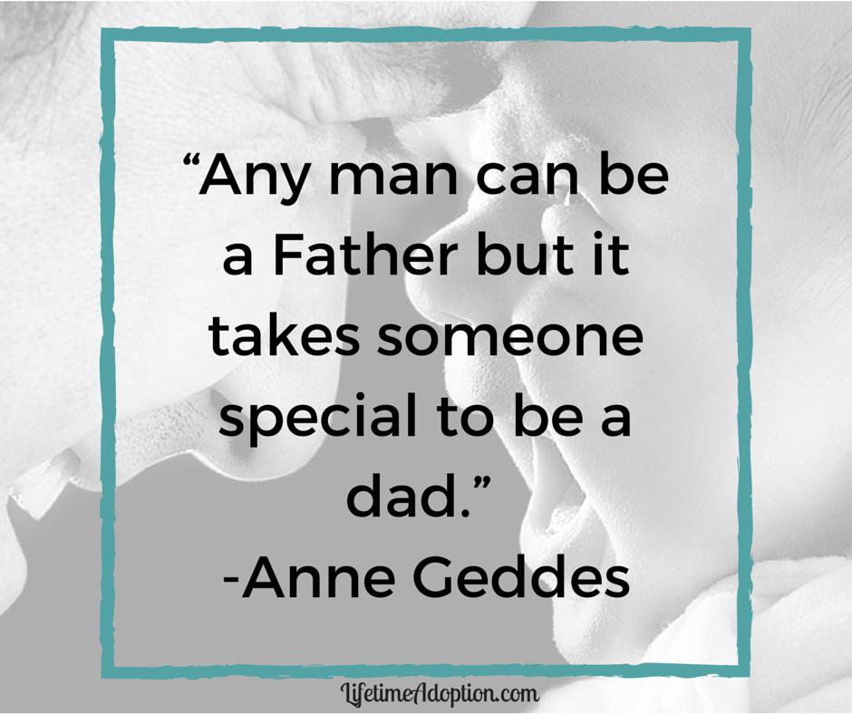 #lifetimeadoption #adoption #fathers #baby #family #adoptionquotes