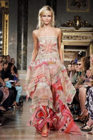 Emilio Pucci Spring Summer Ready To Wear 2012 Milan