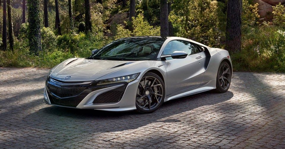 This Is How Porsche Trolled Honda During The NSX Development #Acura #Acura_NSX