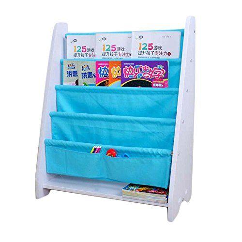 Toy Storage Ideas Lankuo Kids Book Rack Storage Bookshelf