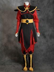 Azula cosplay costume de Avatar the Last Airbender-Custom-made AA