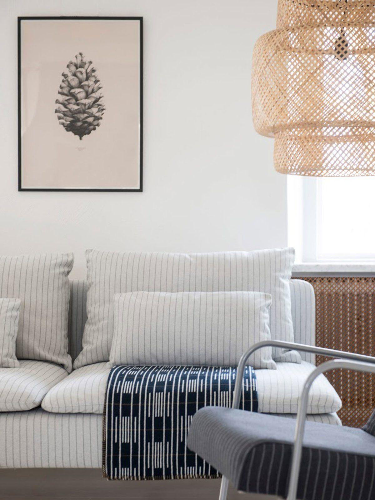 Manchmal Reicht Ein Neuer Überzug: Bemz.com Bietet Hochwertige Überzüge Für  IKEA Möbel