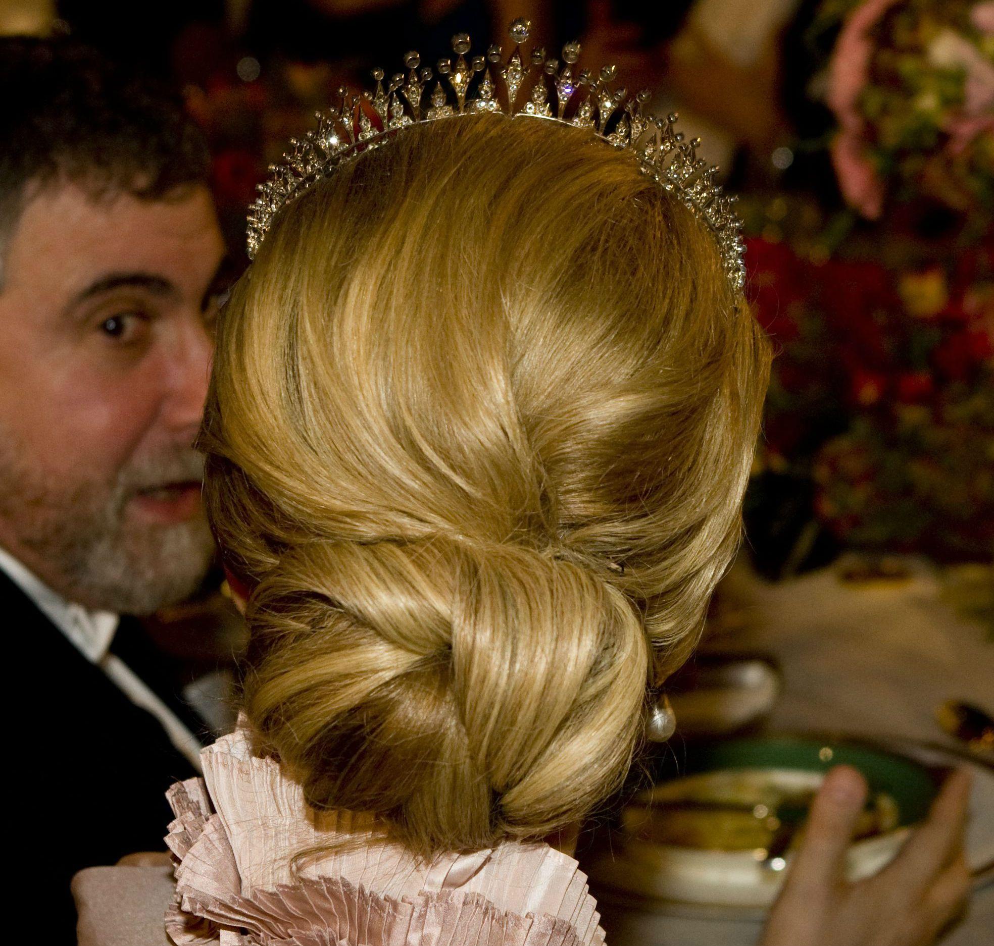 Hemligheterna Bakom Nobelfrisyrerna Brautfrisur Prinzessin Madeleine Royale Hochzeiten