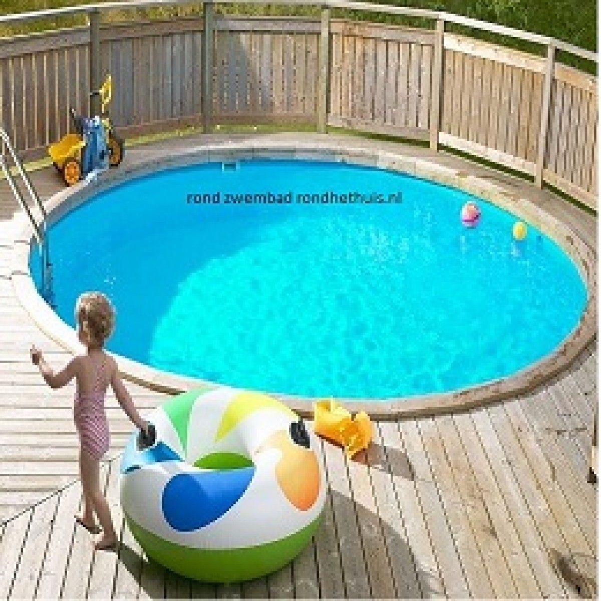 Rond zwembad inbouw 3 meter x meter zwembaden for Inbouw zwembad compleet