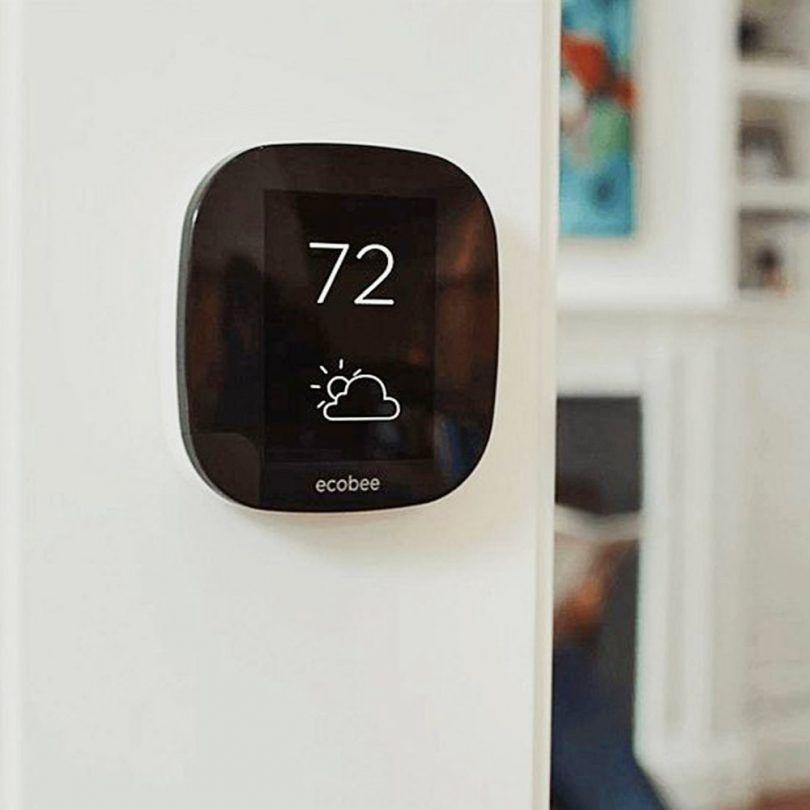 Ecobee4 Alexa Smart Thermostat