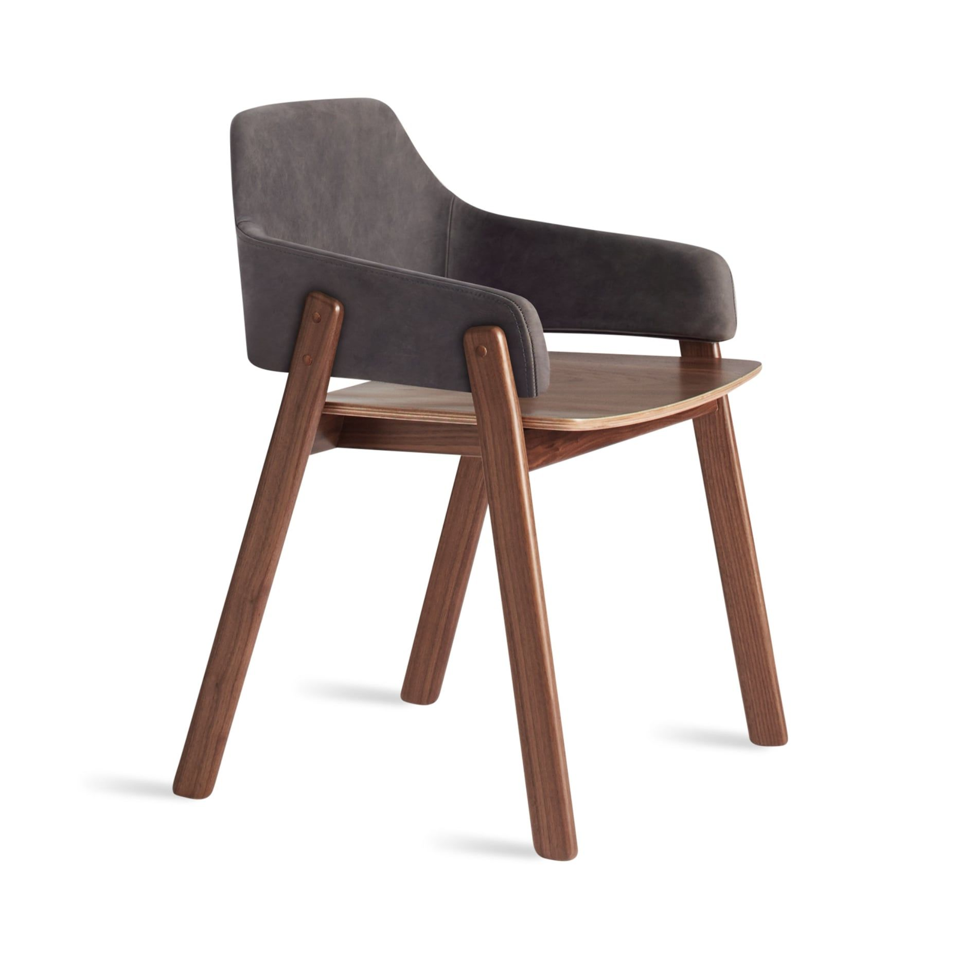 Clutch Chair Leather Dining Chairs Modern Big Comfy Chair Dining Chairs