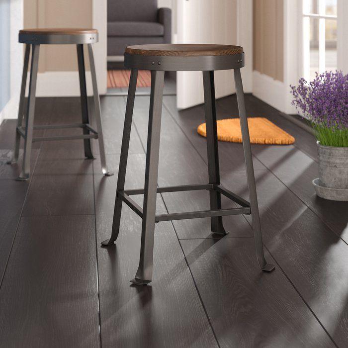 Fantastic Nathalie 24 Bar Stool In 2019 Home Sweet Home Bar Machost Co Dining Chair Design Ideas Machostcouk