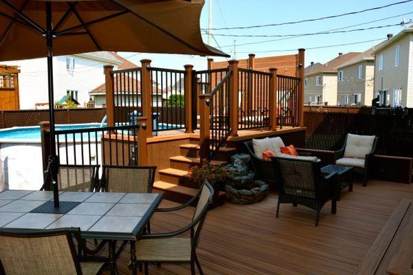 Cheap Composite Decking,composite Deck Wholesale Uk,exterior Deck Stair  Tread