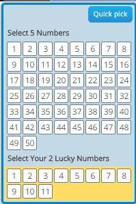 Lottoschein Quittungsnummer