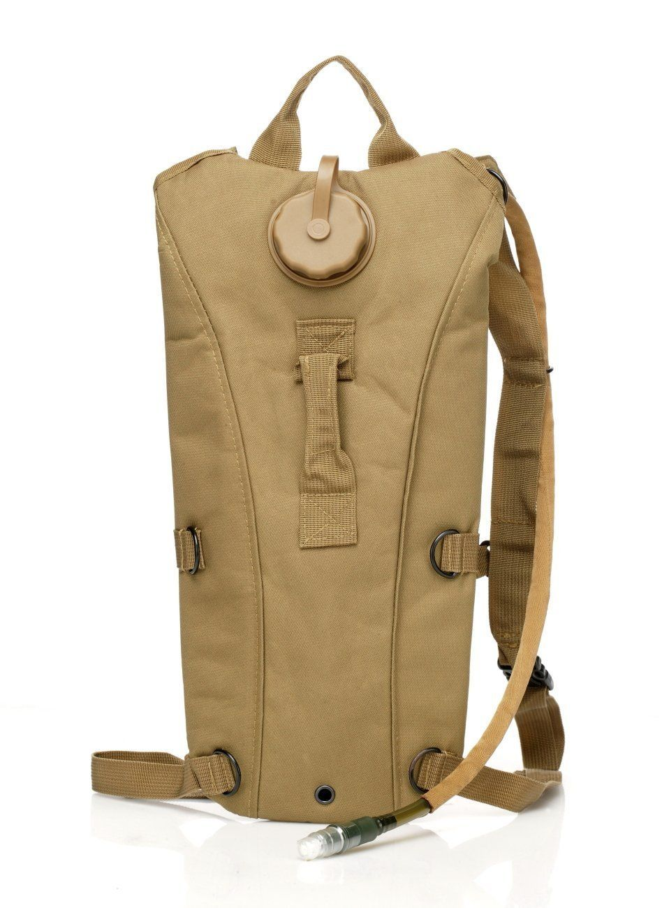 d5e709ea0b83 EconoLed US Army 3L 3 Liter (100 ounce) Hydration Pack Bladder Water ...