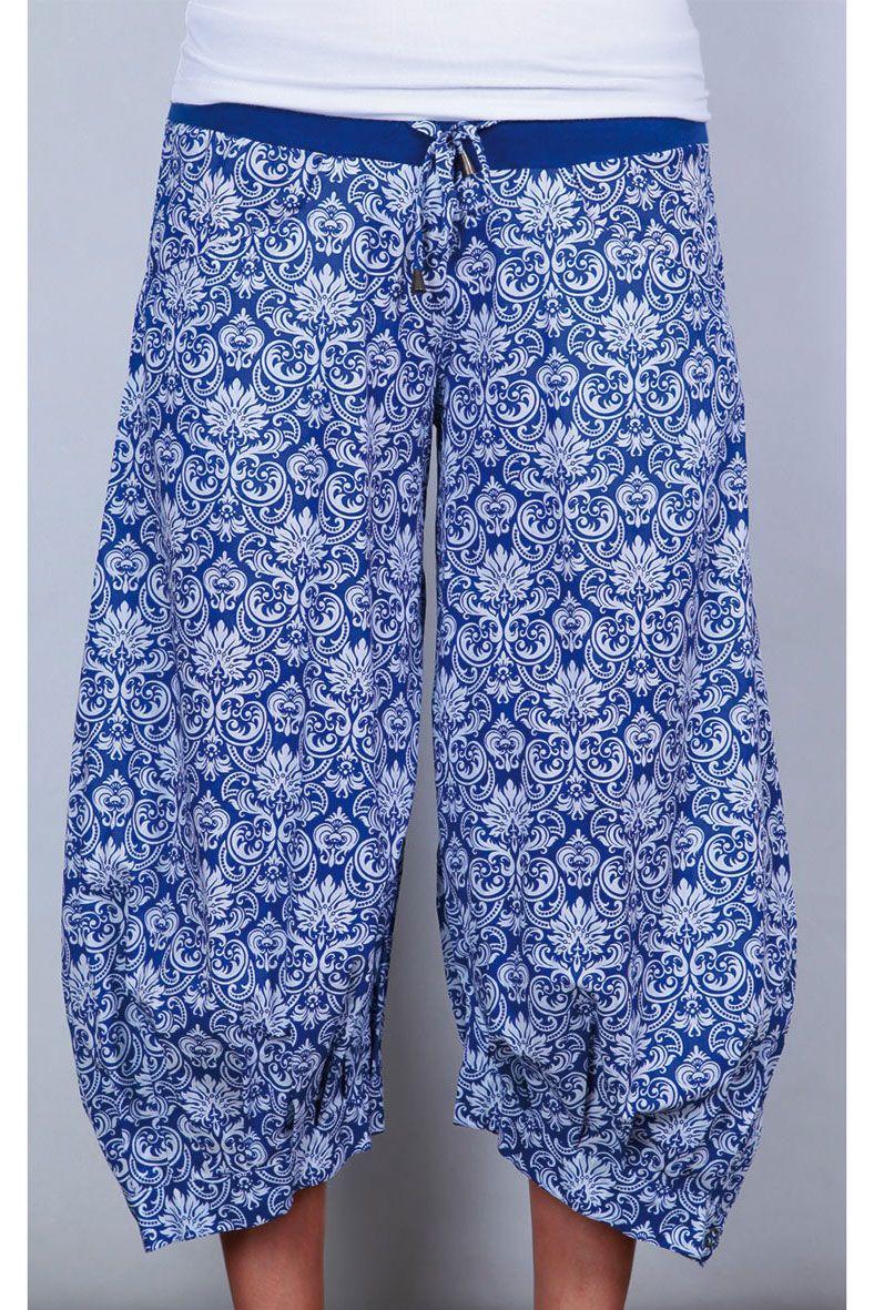 f3ab4c08b555 Boom Shankar 50s dresses Guru Printed Pants - Womens Pants - Birdsnest  Online Fashion Store