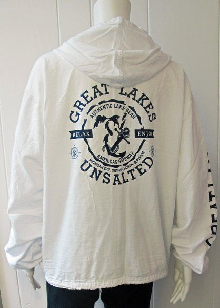 931e7a2d6de Great Lakes Unsalted Hoodie