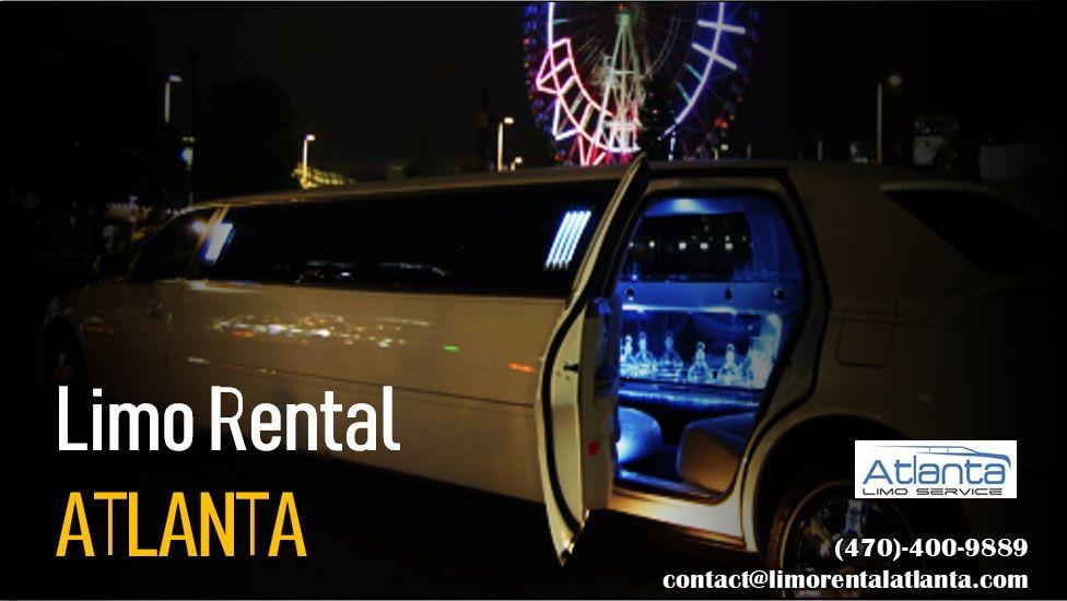 Limo Rental Atlanta Limo rental, Limo, Rental